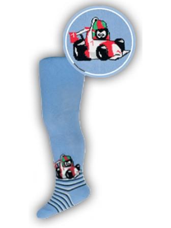 Колготки для мальчиков хлопковые (размер 68-74) S115.8L6.619.68-74
